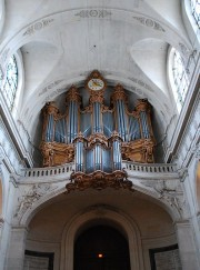 Une belle vue du Grand Orgue. Cliché personnel