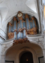 Belle vue du Grand Orgue. Cliché personnel