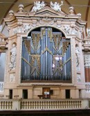 Une vue de l'orgue da Prato. Source: http://www.liuwetamminga.it/strumenti.html