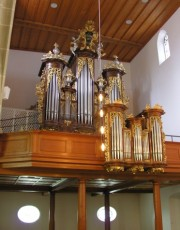 Grand Orgue. Cliché personnel