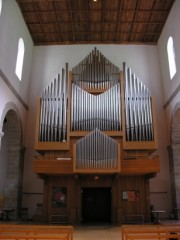 Le Grand Orgue. Cliché personnel