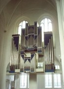 Grand Orgue Marcussen du Dom de Lübeck. Crédit: links by www.hetorgel.nl
