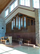 Orgue du facteur Parkey à la Living Grace Lutheran Church à Tucker (Georgia). Crédit: www.parkeyorgans.com/