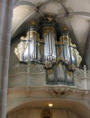 Grand orgue Bossart. Cliché personnel (avril 2008)